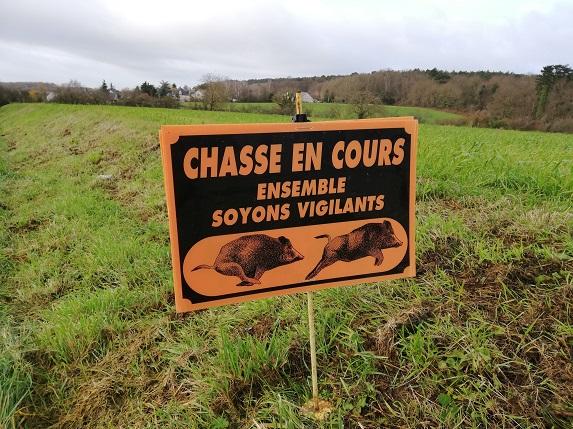 Chasse : formation permis de chasse spécial agriculteur