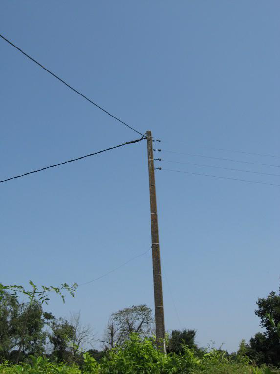 Irrigation : attention aux lignes électriques
