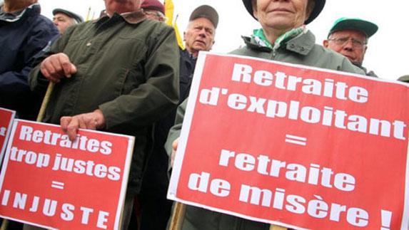 Retraites : une «victoire» pour FNSEA et JA, qui restent vigilants sur le financement