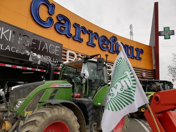 Négociations commerciales : la CFA pointe «l'indifférence» de Carrefour, Casino et Aldi