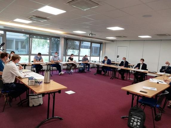 Syndical : FDSEA et JA rencontrent les parlementaires sur deux dossiers majeurs du moment
