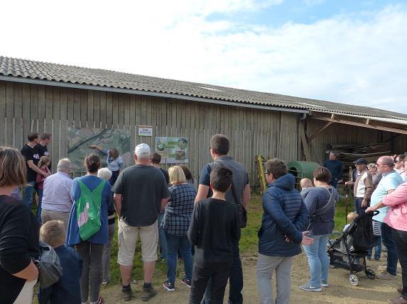 Balades élevages et paysages : les éleveurs communiquent sur leur métier auprès des consommateurs