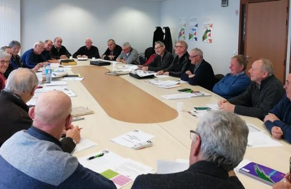Conseil section des anciens exploitants : la perspective des élections chambre