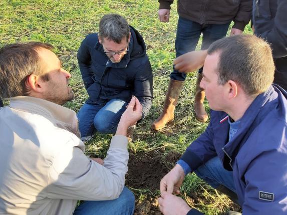 Parler des pratiques du terrain : JA 49 rencontre Matthieu Orphelin