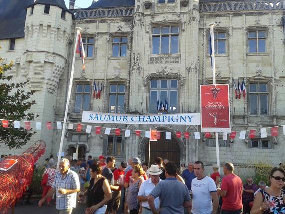 Viticulture : le Saumur Champigny en fête