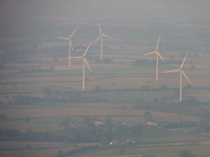 Loire Atlantique : Mystère autour d'éoliennes accusées de tuer des vaches