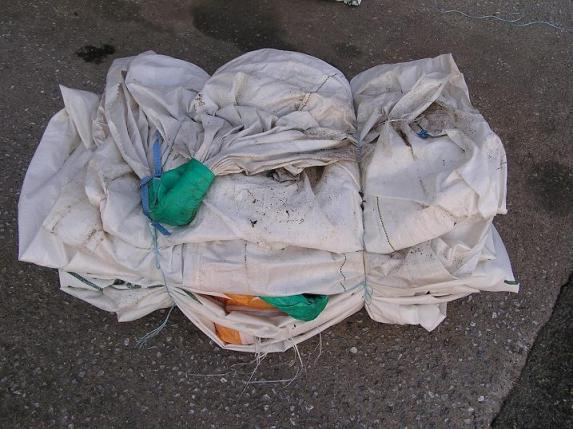 Collecte EVPP, big-bags, sacs, EVPHEL EVPOHC