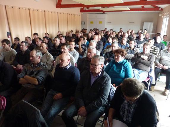 Syndical : réunion dans Segréen le 7 novembre