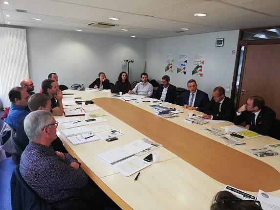 Phytos : FDSEA et JA rencontrent les Parlementaires