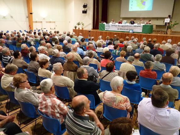 Retraite à 1 000 euros par mois : Les agriculteurs ne peuvent se permettre d'attendre