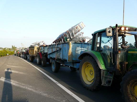 Gilets jaunes : les syndicats agricoles ne s'associeront pas au mouvement