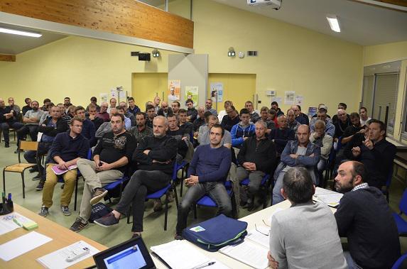 FDSEA : Tournée régionale