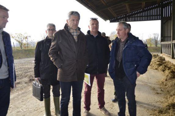 Départ : le Préfet Gonzalez quitte l'Anjou pour les Alpes-Maritimes