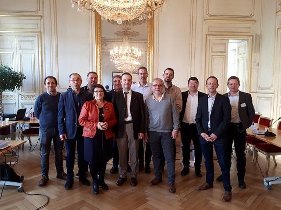 Chambre d'agriculture Pays de la Loire : le nouveau Bureau élu