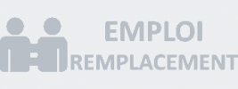 Emploi - Remplacement
